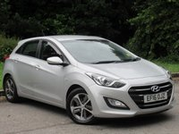USED 2016 16 HYUNDAI I30 1.6 CRDI SE BLUE DRIVE 5d FAMILY DIESEL AUTOMATIC HATCHBACK