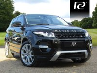 USED 2013 62 LAND ROVER RANGE ROVER EVOQUE 2.2 SD4 DYNAMIC LUX 5d AUTO 190 BHP