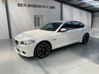 USED 2015 65 BMW 5 SERIES 2.0 520D M SPORT 4d AUTO 188 BHP 1 Previous owner! only 45000 Miles!