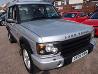 2004 LAND ROVER DISCOVERY