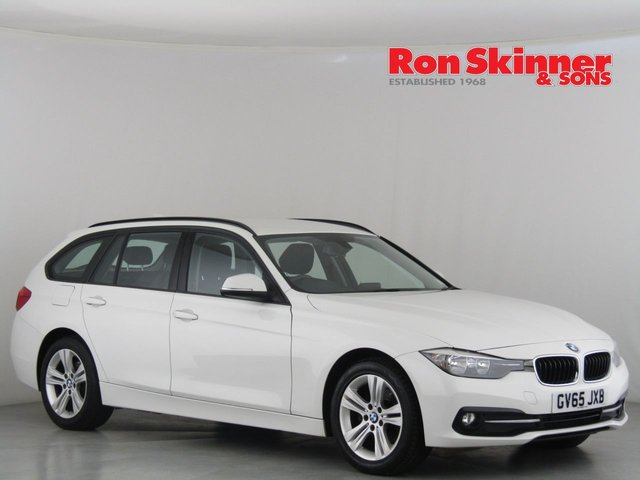 View our 2015 65 BMW 3 SERIES 2.0 320D SPORT TOURING 5d 188 BHP