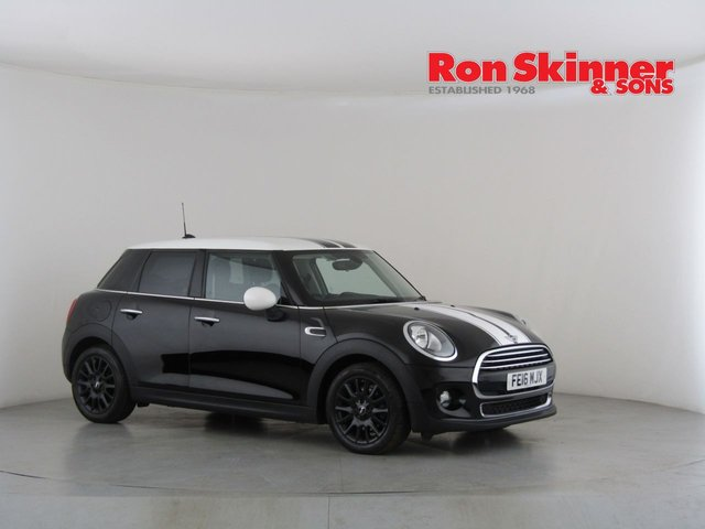 View our 2016 16 MINI HATCH COOPER 1.5 COOPER 5d 134 BHP with CHILI Pack