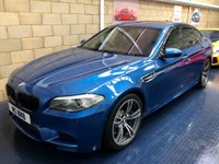 USED 2000 M BMW 5 SERIES 4.4 Saloon 4dr Petrol Automatic (232 g/km, 552 bhp) +FULL SERVICE+WARRANTY+FINANCE