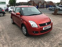 USED 2010 60 SUZUKI SWIFT 1.3 SZ3 3d 91 BHP FULL SERVICE HISTORY 7 STAMPS-1 FORMER KEEPER-1.3 PETROL-AIR CON