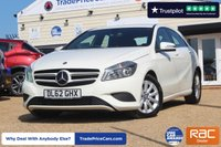 USED 2013 62 MERCEDES-BENZ A-CLASS 1.5 A180 CDI BLUEEFFICIENCY SE 5d 109 BHP