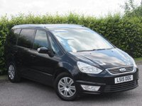 USED 2015 15 FORD GALAXY 2.0 ZETEC TDCI 5d AUTO * COMPREHENSIVE SERVICE HISTORY * 7 SEATS * AUTOMATIC *