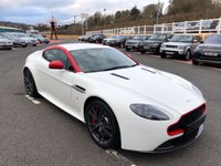 USED 2014 64 ASTON MARTIN VANTAGE 4.7 N430 3d 430 BHP Only 10,000 miles, Carbon & Clubsport Packages