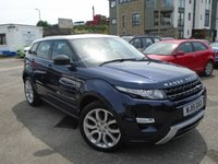 USED 2015 15 LAND ROVER RANGE ROVER EVOQUE 2.2 SD4 DYNAMIC LUX 5d AUTO 190 BHP GREAT SPEC+NEW MOT+NEW SERVICE