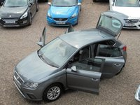 USED 2018 18 SEAT IBIZA 1.0 TSI SE 5d 94 BHP LOW MILEAGE 18K, BLUETOOTH, DAB RADIO,REAR PARKING SENSORS, AIR CON, ALLOYS, SEAT SERVICE HISTORY, BALANCE OF SEAT MANUFACTURERS WARRANTY TILL 2021, HPI CLEAR