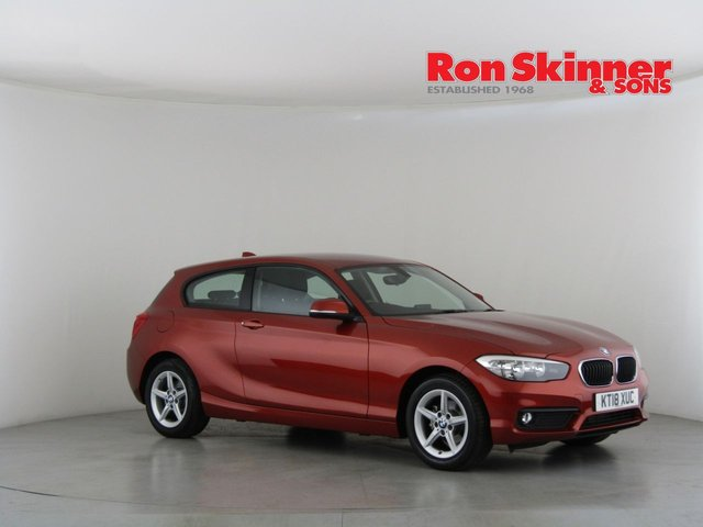 View our 2018 18 BMW 1 SERIES 1.5 118I SE 3d 134 BHP