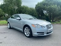 USED 2009 59 JAGUAR XF 3.0 V6 LUXURY 4d AUTO 240 BHP EXCELLENT CONDITION WELL SERVICED XF DRIVES SPOT ON LOCAL CAR TAKEN IN P/X BY US