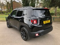 USED 2016 16 JEEP RENEGADE 1.4 LONGITUDE 5d 138 BHP ASCARI DESIGN PACK