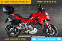 USED 2016 65 DUCATI MULTISTRADA - ALL TYPES OF CREDIT ACCEPTED. GOOD & BAD CREDIT ACCEPTED, OVER 600+ BIKES IN STOCK