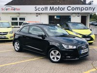 USED 2016 66 AUDI A1 1.6 TDI SE 3 door