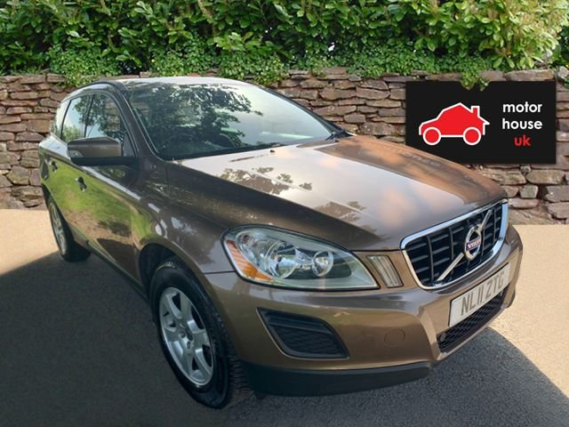 USED 2011 11 VOLVO XC60 2.4 D5 S AWD 5d 205 BHP STUNNING WELL MAINTAINED EXAMPLE, TOW BAR, ALLOY WHEELS, CRUISE CONTROL, AIR CON, SERVICE HISTORY,