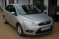 USED 2008 08 FORD FOCUS 1.6 STYLE 5d 100 BHP Full Service History with two owners from New
