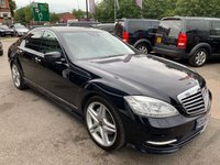 USED 2010 60 MERCEDES-BENZ S CLASS 3.0 S350 CDI BLUEEFFICIENCY 4d AUTO 235 BHP