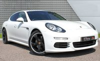 USED 2015 15 PORSCHE PANAMERA 3.0 D V6 TIPTRONIC 5d AUTO 300 BHP *GREAT SPEC/911 SPORTS PACK*