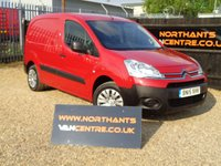 USED 2015 15 CITROEN BERLINGO 1.6 625 ENTERPRISE L1 HDI 5d 75 BHP