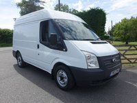 USED 2013 13 FORD TRANSIT 280 SWB MEDIUM HIGH 2.2 TDCI 100 BHP Direct Lease Company 49000 Miles with FSH Only Had Light Use & Comes With Many Extras Including Air Con & Rear Parking Sensors!