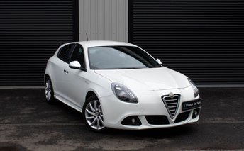2011 ALFA ROMEO GIULIETTA  VELOCE TURBO 170 BHP, FULL LEATHER + DNA DRIVER MODE  £4995.00