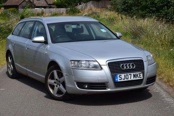 2007 AUDI A6 2.7 TDI 5d 177 BHP £1790.00