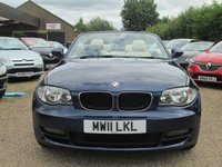 USED 2011 11 BMW 1 SERIES 2.0 118I SPORT 2d AUTO 141 BHP BMW SERVICE HISTORY - SEE IMAGES