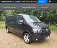 USED 2015 15 VOLKSWAGEN TRANSPORTER 2.0L T32 TDI KOMBI HIGHLINE 5d 140BHP TAILGATE FULL DEALER HISTORY AIR CON - CRUISE - ELECTRIC PACK - NATIONWIDE DELIVERY