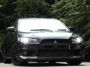 2009 MITSUBISHI LANCER 2.0 EVO X GSR FQ-360 4x4 4dr £12990.00