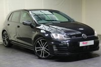 """USED 2013 63 VOLKSWAGEN GOLF 2.0 GTD DSG 5d AUTO 182 BHP 18""""ALLOYS+NAV+1 OWNER+FULL SERVICE HISTORY+CRUISE CONTROL+CLIMATE CONTROL+BLUETOOTH"""