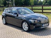 2013 BMW 1 SERIES 1.6 114D URBAN 5d 94 BHP £6495.00