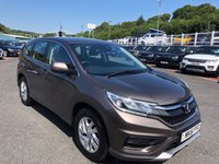 USED 2016 16 HONDA CR-V 2.0 I-VTEC S 5d 153 BHP Only 13,000 miles with 3 services