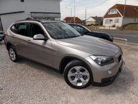 2013 BMW X1 2.0 SDRIVE20D SE 5d AUTO 181 BHP £9350.00