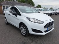 USED 2015 15 FORD FIESTA 1.5 TDCI 75 BHP Direct From Leasing Company with Only 16000 Miles & Full Service History!