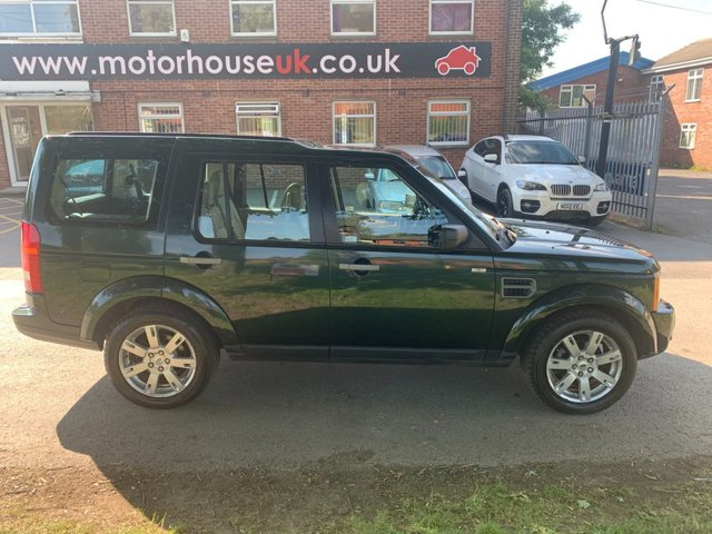 USED 2009 09 LAND ROVER DISCOVERY 2.7 Td V6 HSE 5dr Auto DIESEL FAST, AFFORDABLE FINANCE!
