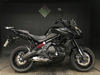 USED 2015 15 KAWASAKI KLE VERSYS 650 FFF ABS. 15. RECENT SERV. 6121 MILES. 1 OWNER