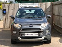 USED 2016 66 FORD ECOSPORT 1.5 TITANIUM TDCI 5d 94 BHP BALANCE OF FORD WARRANTY