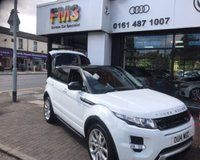 2014 LAND ROVER RANGE ROVER EVOQUE 2.2L SD4 DYNAMIC LUX 5d AUTO 190 BHP £SOLD