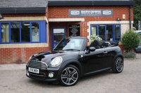 USED 2015 65 MINI CONVERTIBLE 1.6 COOPER 2d 122 BHP 1 Lady Owner Full Mini Service History! Great Specification!