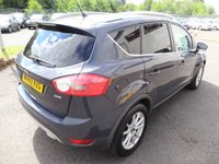USED 2010 60 FORD KUGA 2.0 TITANIUM TDCI ALL WHEEL DRIVE 163 BHP 4x4 3 Months National Warranty - 1 Years MOT for New Owner