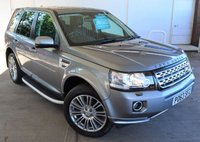 USED 2013 63 LAND ROVER FREELANDER 2.2 SD4 XS 5d AUTO 190 BHP