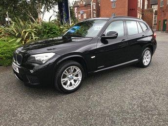 2011 BMW X1 2.0 XDRIVE20D M SPORT 5d 174 BHP £7995.00