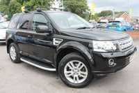 USED 2013 63 LAND ROVER FREELANDER 2.2 SD4 XS 5d AUTO 190 BHP STUNNING LOW MILEAGE EXAMPLE - SERVICE HISTORY - EXCELLENT SPECIFICATION