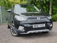 USED 2017 67 SSANGYONG TIVOLI 1.6 ELX 5d AUTO 126 BHP