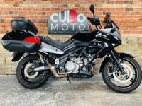 USED 2008 58 SUZUKI V-STROM 1000 GT K8 Arrow Exhausts