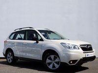 USED 2013 63 SUBARU FORESTER 2.0 D X 5d 145 BHP SYMMETRICAL ALL WHEEL DRIVE......BOXER ENGINE......