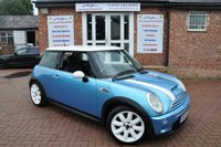 2004 MINI HATCH COOPER 1.6 COOPER S 3d 161 BHP £1995.00