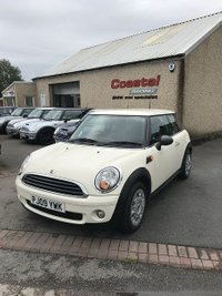 USED 2009 09 MINI HATCH FIRST 1.4 FIRST 3d 75 BHP