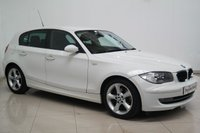 USED 2009 09 BMW 1 SERIES 2.0 118I SE 5d AUTO 141 BHP