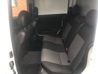 USED 2011 11 VAUXHALL COMBO VAN 1 OWNER FACTORY FITTED 5 SEAT CREW CAB VERY CLEAN